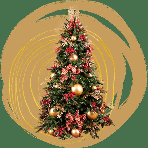 Decoration Wiener Christmas Salon