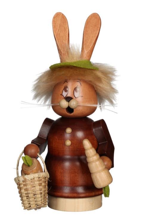 Miniwichtel Häsin mit Karotte