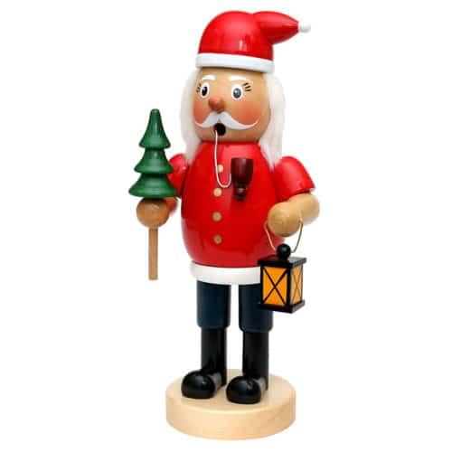 Räuchermann Weihnachtsmann XXL