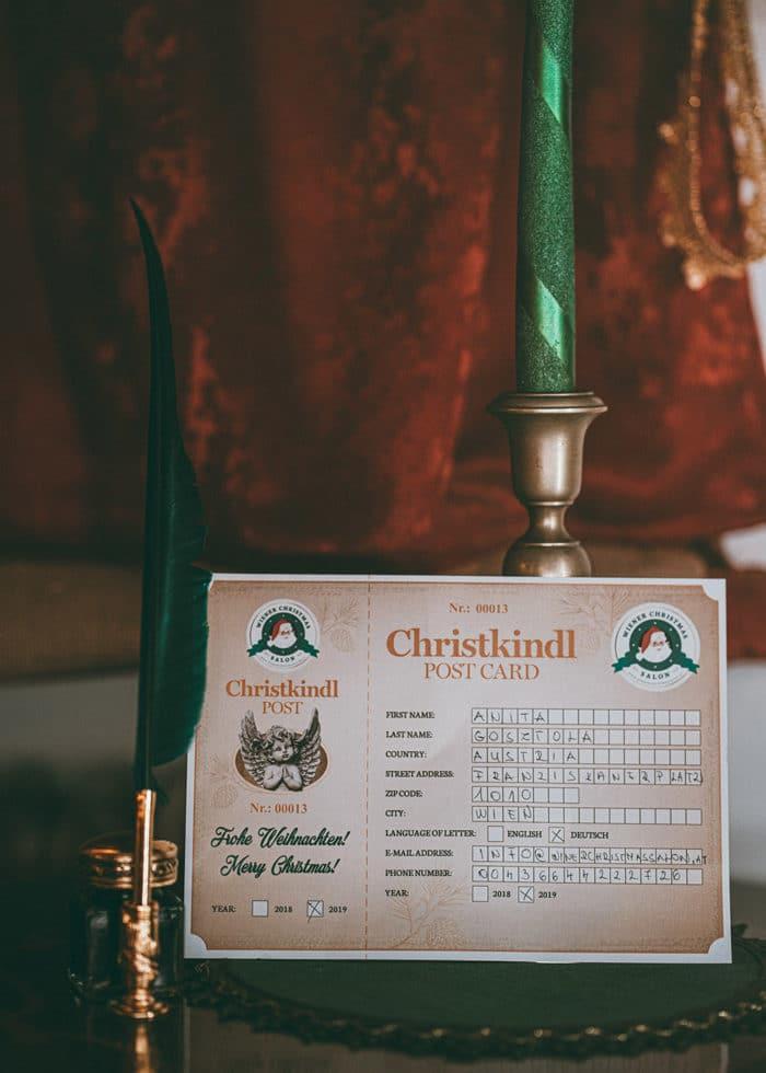 Christkind Post