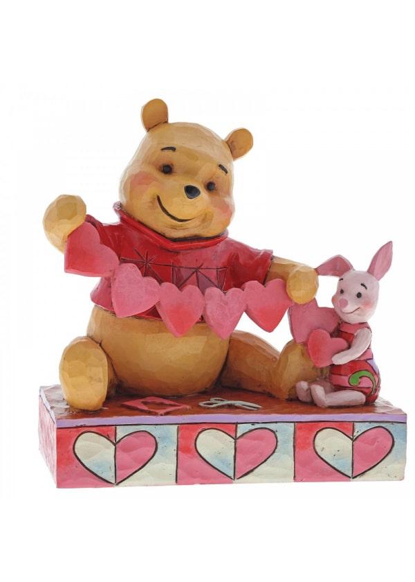 Handmade Valentine Disney Figur