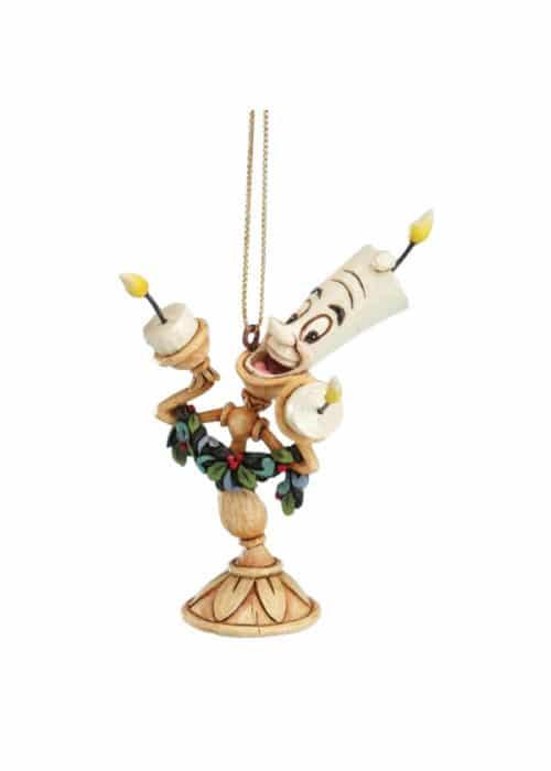 lumiere disney ornament