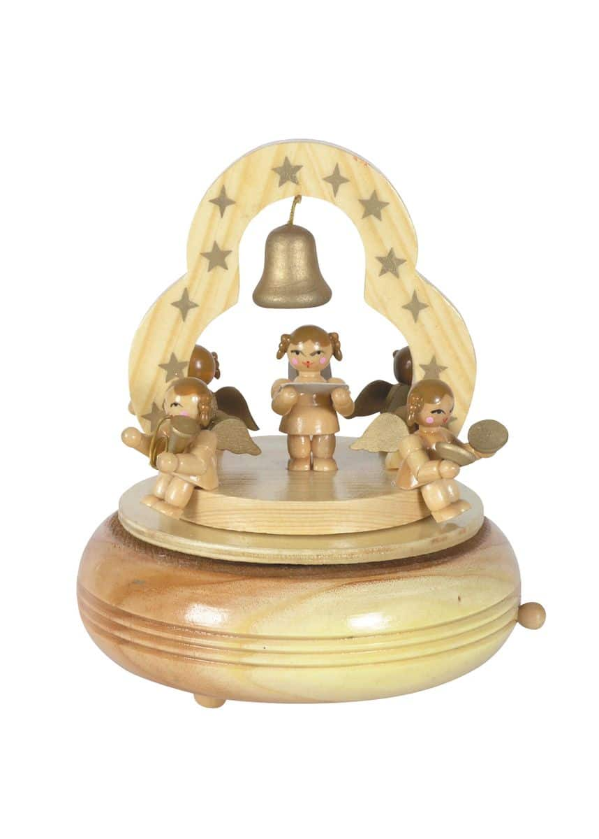 Engel-Sängerchor Spieluhr - 17 cm