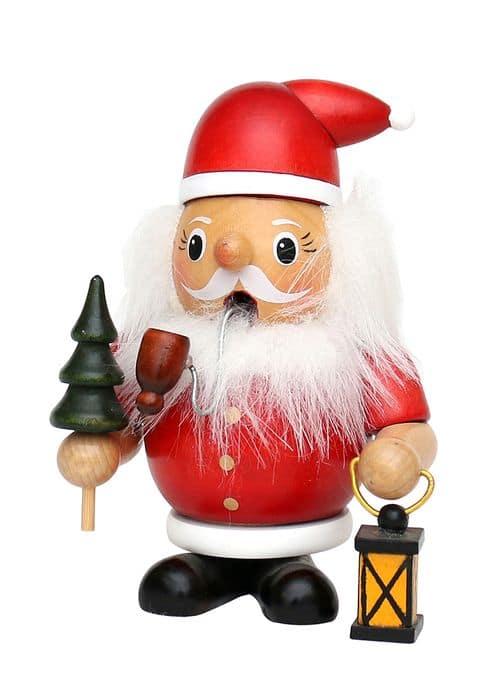 """Räuchermann """"bauchig"""" klein Weihnachtsmann"""