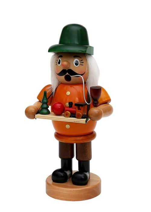"""Räuchermann """"Spielzeughändler"""", XL"""